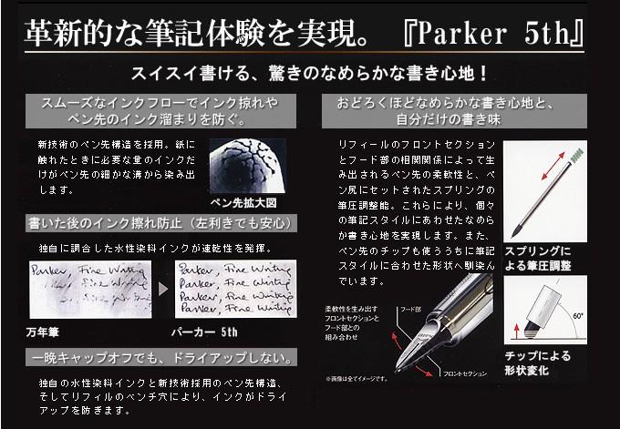 Parker 5th