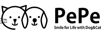 PePe ペット用品専門店 ロゴ