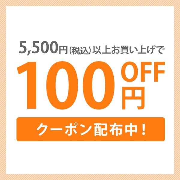 全品対象!5,000円(税抜)以上のお買上げで使える100円クーポン