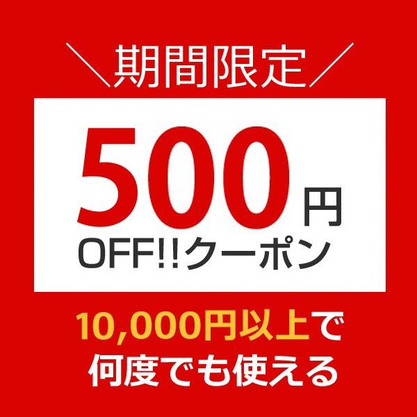 全商品対象!10,000円以上のお買上げで使える500円OFFクーポン