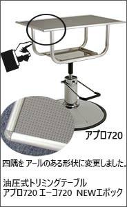 油圧式トリミングテーブル