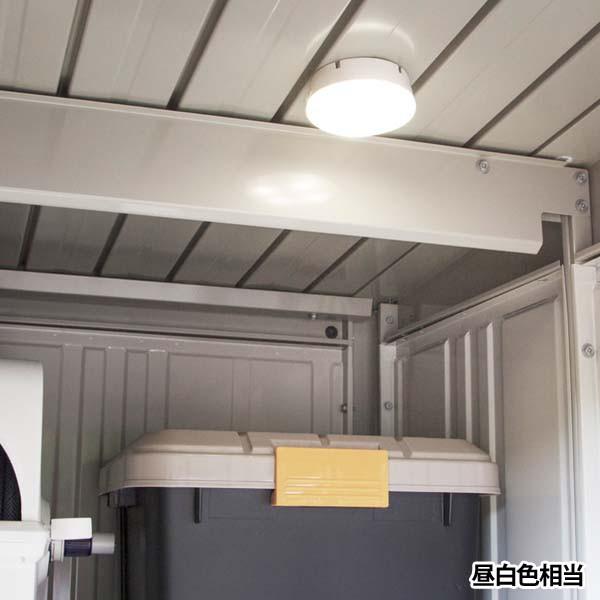 乾電池式屋内センサーライト マルチタイプ 昼白色相当 BSL40MN-W 2個セット アイリスオーヤマ