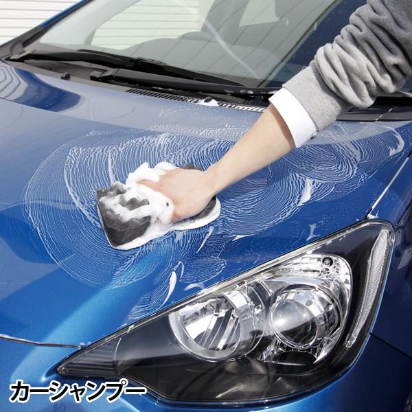 アイリスオーヤマ 全塗装色対応カーシャンプー 750ml(ソフト99製品)KZS-750