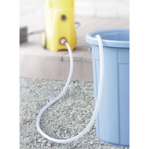 高圧洗浄機吸水セットFKHF使用イメージ