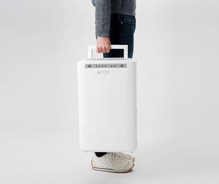 【除湿機除湿梅雨除湿器コンプレッサー衣類乾燥大型パワフル除湿機】