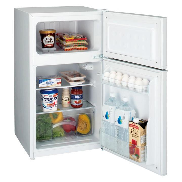 【冷蔵庫2ドア2ドア直冷冷蔵庫ハイアール】