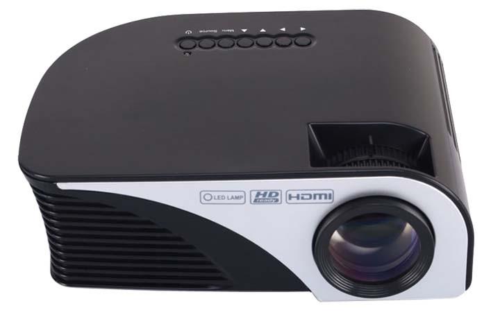 プロジェクター映写機投影機ホームシアタープロジェクター投影機投影機プロジェクターRAMASULEDプロジェクターブラック池商