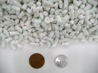 粒の大きさ(十円玉比較)