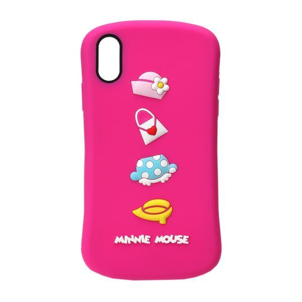 ディズニー iPhoneXR アイフォンXR シリコンケースディズニー シリコン スマホケース pg-a 09