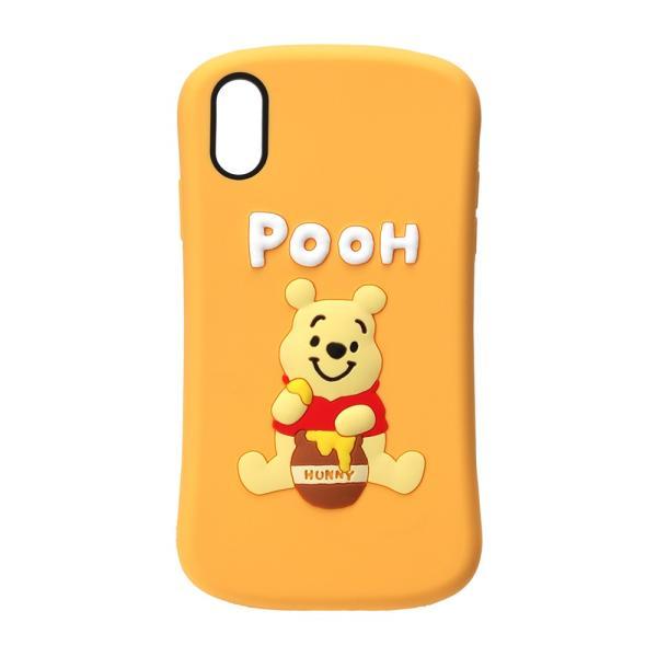ディズニー iPhoneXR アイフォンXR シリコンケースディズニー シリコン スマホケース pg-a 11