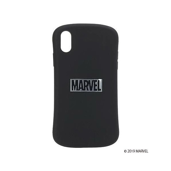 iPhone XR 用 MARVELキャラクター シリコンケース|pg-a|09