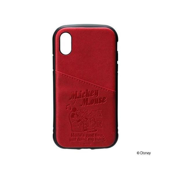 iPhone XR用 ディズニーキャラクター タフポケットケース|pg-a|09