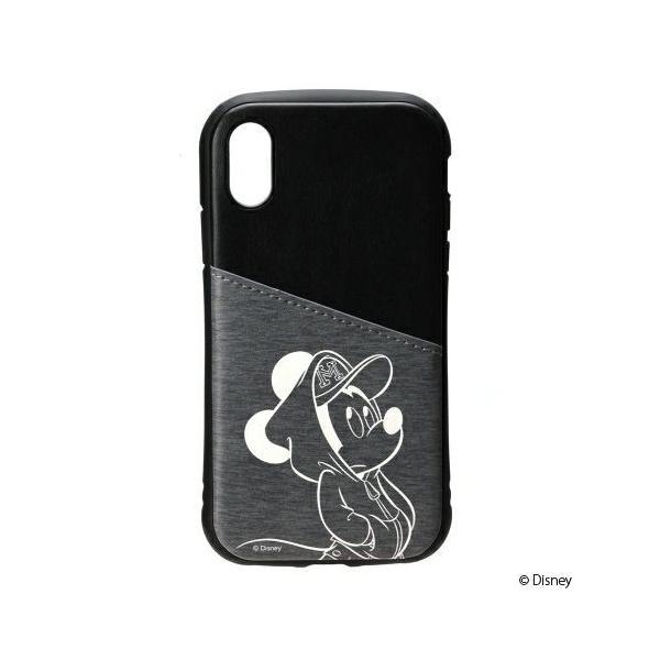 iPhone XR用 ディズニーキャラクター タフポケットケース|pg-a|12