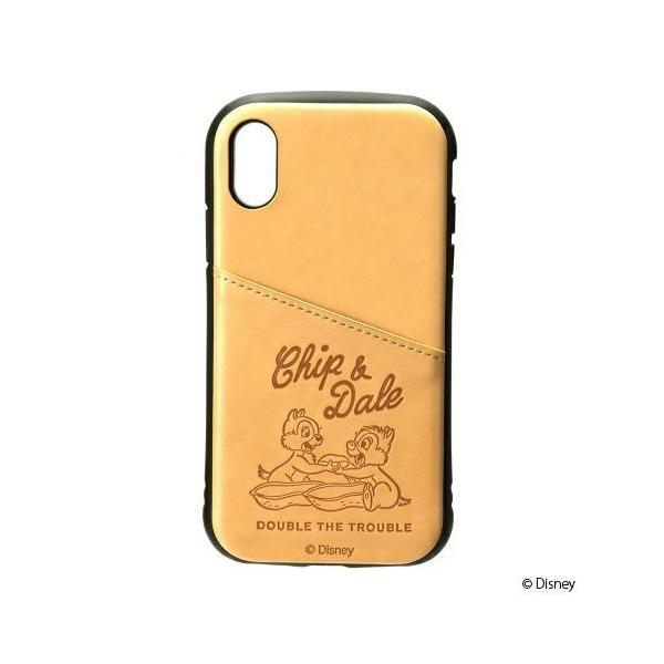 iPhone XR用 ディズニーキャラクター タフポケットケース|pg-a|16