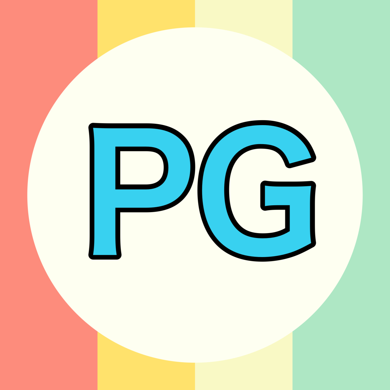 PGショップ ロゴ