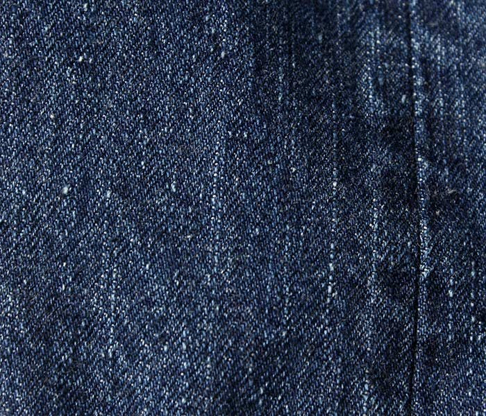 [送料無料]オアスロウ(オアスロー)/orSlow 日本製 ''NEW''ユーズド加工アイビーフィットジーンズ デニム(01-0107W-84)