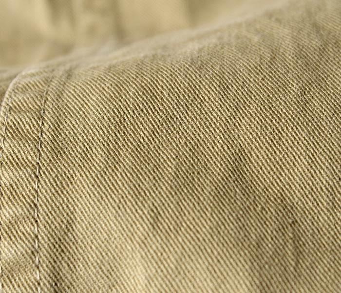 [送料無料]オアスロウ(オアスロー)/orSlow 日本製 ''カーキ'' USMCトラウザー ユーティリティパンツ (01-5211-40)