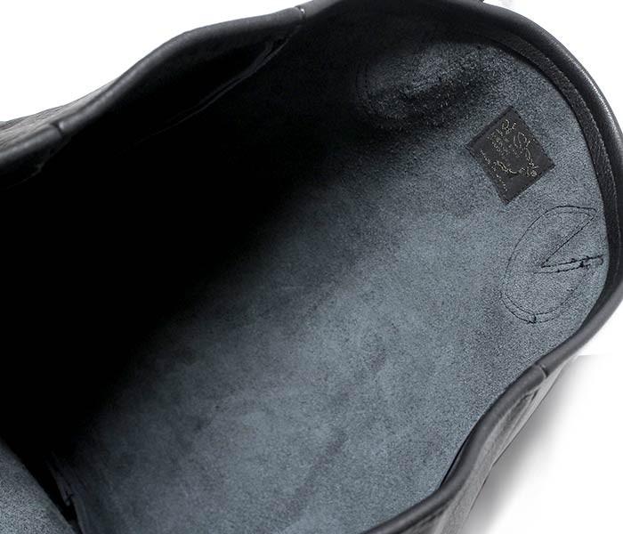 [送料無料]オアスロウ(オアスロー)/orSlow 日本製 スウェード/レザー トートバッグ LEATHER TOTE BAG (03--018-BAG)