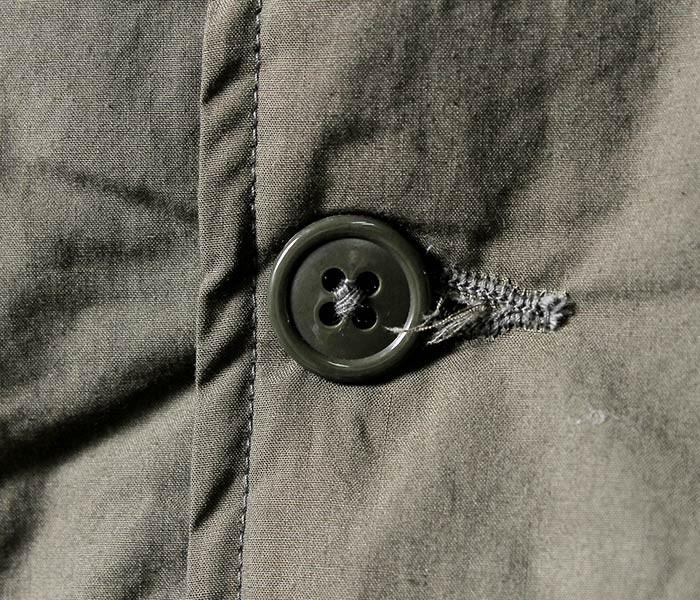 [送料無料]オアスロウ(オアスロー)/orSlow 日本製 コットンシェルジャケット ライナージャケット 中綿ジャケット (03-6046)