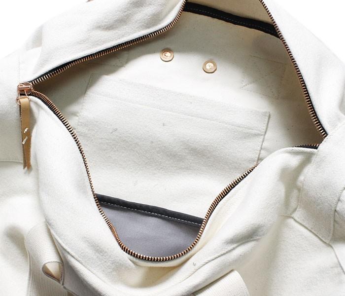 [送料無料]フランクリーダー/FRANK LEDER ''F.L.DEUTSCHLEDER'' ドイツ製 ジャーマンレザー ヴィンテージキー付き ダッフルバッグ (0820136-FLDL5)