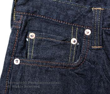 フルカウント/FULLCOUNT ''STRAIGHT LEGS ONE WASH''ジーンズ・デニム【FC-1108W】