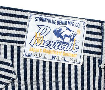 フェローズ/PHERROW'S(PHERROWS)ペインターパンツ【301WP】[送料無料]