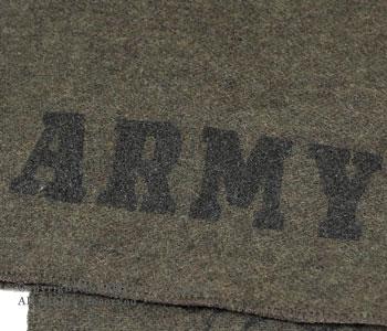 フェローズ/PHERROW'S(PHERROWS''U.S.ARMY''''U.S.MC''ウールブランケットマフラー【13W-MIL-BM】