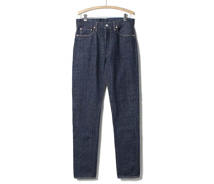 ワーカーズ/WORKERS Lot802 スリムテーパードジーンズ (LOT802-SLIM-TAPERED-JEANS)