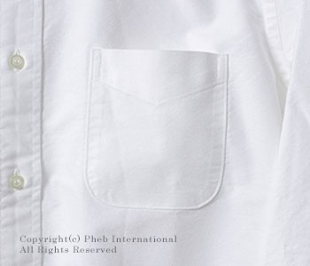 [送料無料]ワーカーズ/WORKERS 日本製 ''Modified BD'' モディファイド オックスフォード ボタンダウンシャツ(1607-MODIFIED-BD-OX)