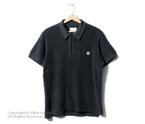フェローズ/PHERROW'S(PHERROWS) 日本製 バカパイルポロシャツ(BAKA-POLO)