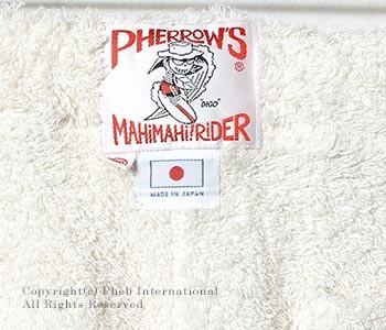 フェローズ/PHERROW'S(PHERROWS) 日本製 バカパイルショーツ ショートパンツ(BAKA-SHORTS)