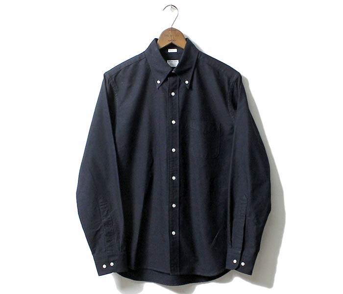 [送料無料]ワーカーズ/WORKERS 日本製 モディファイド オックスフォードボタンダウンシャツ MODIFIED BD 6.5 oz D-OX (1708-MODIFIED-BD-OX)