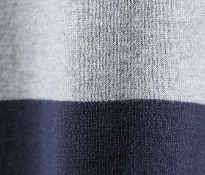 フェローズ/PHERROW'S(PHERROWS) 日本製 オリジナルヘビーボーダー Tシャツ (17S-PCT3-S-B)