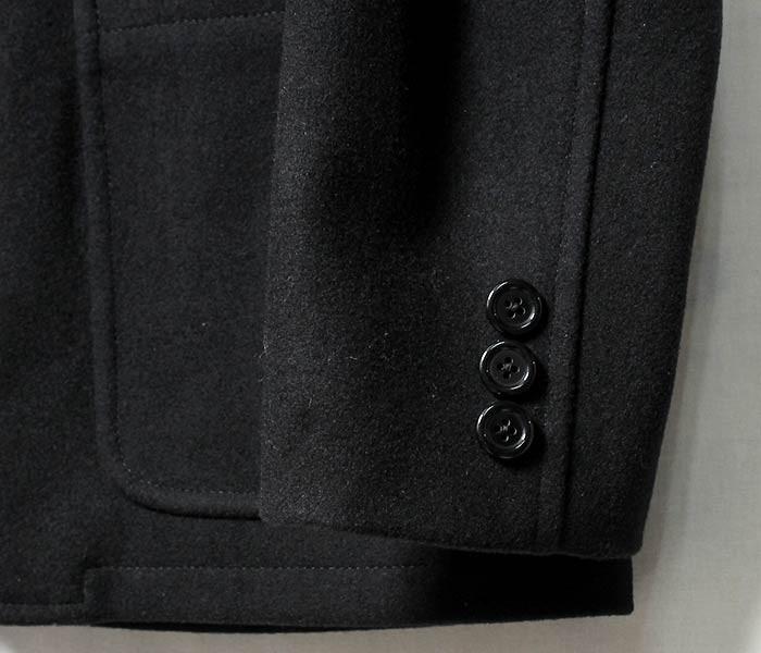 [送料無料]フェローズ/PHERROW'S(PHERROWS) ''オリジナルコネクトボタン'' メルトンテイラード ジャケット (17W-PMJ1)