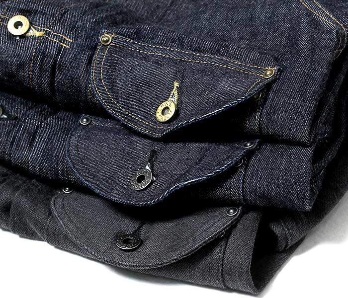[送料無料]ワーカーズ/WORKERS 日本製 デニム カウボーイジャケット ジージャン Cowboy Jacket (1808-COWBOY-JACKET)