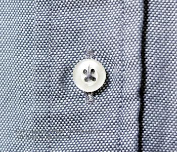 セロ/SERO カナダ製ヴィンテージオックスボタンダウンシャツ【SERO-1-73179】