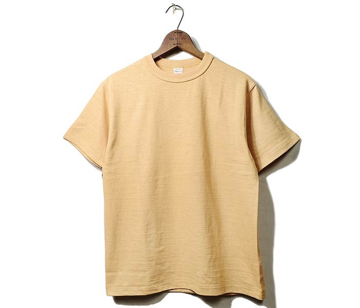 ウエアハウス/WAREHOUSE 日本製 プレーンTシャツ シャドーボーダー (4601-PLAIN-PHEB)