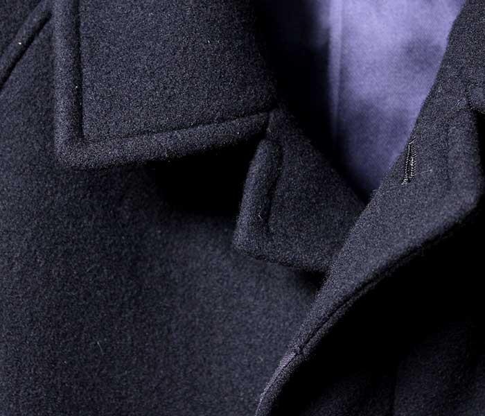 [送料無料]サイベーシックス/SCYE BASICS 日本製 ウールカシミヤメルトン バルマカーンコート ステンカラーコート(5116-73522)