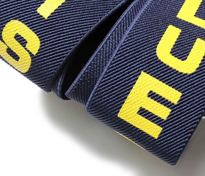 プリズンブルース/PRISON BLUES アメリカ製 サスペンダー FLAT STD LEATHER END SUSPENDERS (700060627-SUSPENDER)