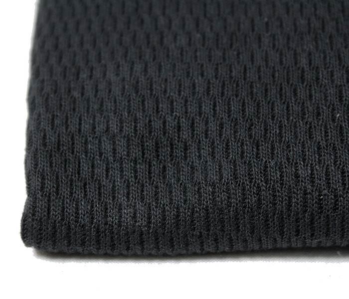 インデラミルズ(インデラ)/INDERA MILLS ブラック ハニカム構造 100%コットン 9.5oz エクスペディションウェイト サーマル ロンT (890LS-BLK)