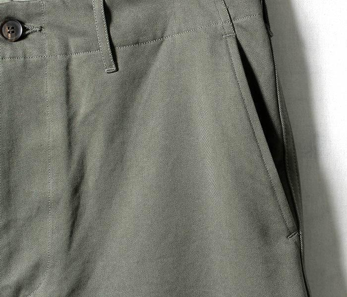 [送料無料]オーラリー/AURALEE 日本製 ウォッシュドフィンクスチノ ワイドチノパン WASHED FINX CHINO WIDE PANTS (A7AP01CN-CHINOPT)