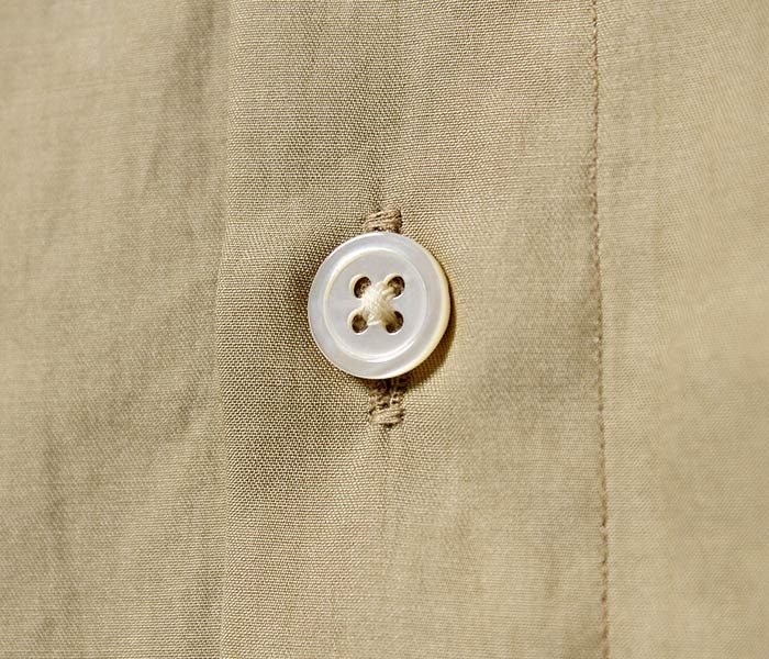 [送料無料]オーラリー/AURALEE 日本製 ウォッシュドフィンクスツイル ビッグシャツ WASHED FINX TWILL BIG SHIRTS (A7AS02TN-SHIRTS)