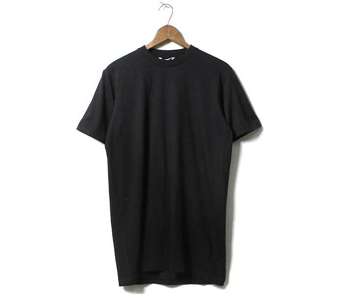 オーラリー/AURALEE 日本製 シームレス ロング丈 クルーネック Tシャツ SEAMLESS CREW NECK LONG LENGTH TEE (A8ST03ST/A00T04ST-LONG-LENGTH)