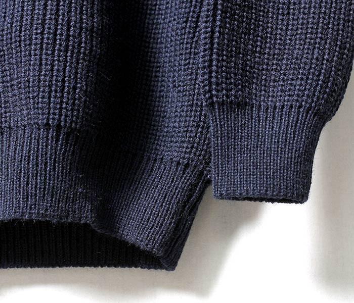 [送料無料]アランクラフト/Aran Crafts Ireland 英国製 サブマリーナ リブロールネックセーター リブタートル ニット (ACI-R761)