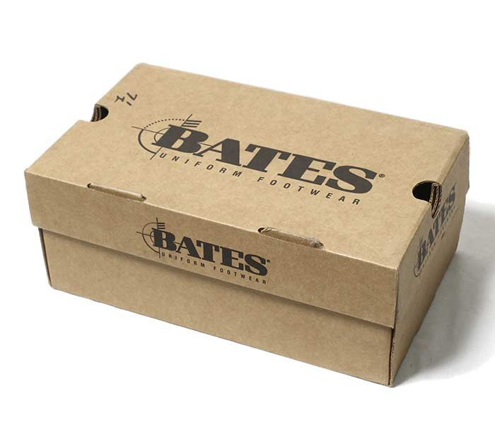 [送料無料]デッドストック/DEADSTOCK アメリカ製 米軍 ベイツ/BATES社製 オックスフォード サービスシューズ ビブラム/VIBRAMソール OXFORD SHOES (BATES-OXFORD-SHOES)