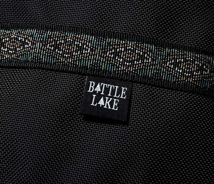 バトルレイク BATTLE LAKE アンドフェブ and Pheb 別注 レインボー デイパック バリスティックナイロン RAINBOW DAYPACK BALLISTIC MADE IN USA (BATTLELAKE-RBW-DAYP-BALLI)