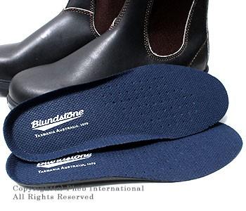 ブランドストーン/BLUNDSTONE ''スタウトブラウン'' サイドゴアブーツ・レインブーツ(BS500-STOUTBROWN)