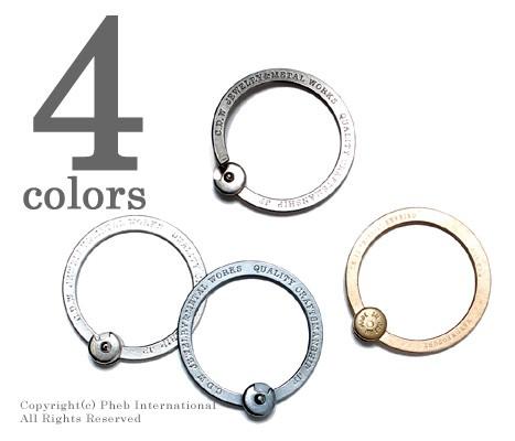 キャンディ デザイン&ワークス/CANDY DESIGN & WORKS ''frank''キーホルダー・キーフック【CK-11-FRANK】