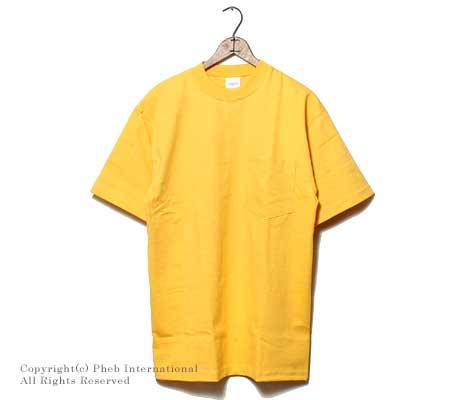 キャンバー/CAMBER アメリカ製マックスウェイトポケT・ポケットTシャツ【CAMBER-302-PK】