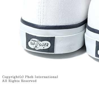 スペリートップサイダー/SPERRY TOPSIDER ''CVO''キャンバスオックスフォード・スニーカー・デッキシューズ(CVO-WHITE-13505708)